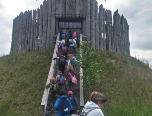 Výlet do historického parku vBärnau