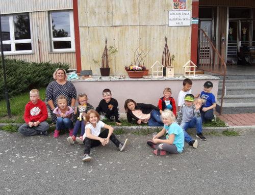 """Projektový den ve školní družině ,,Hmyzáci"""""""