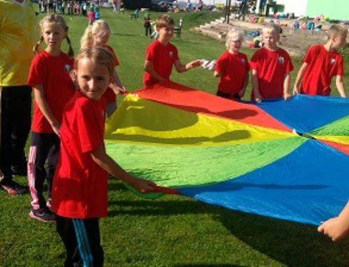 Náborový den malých fotbalistů