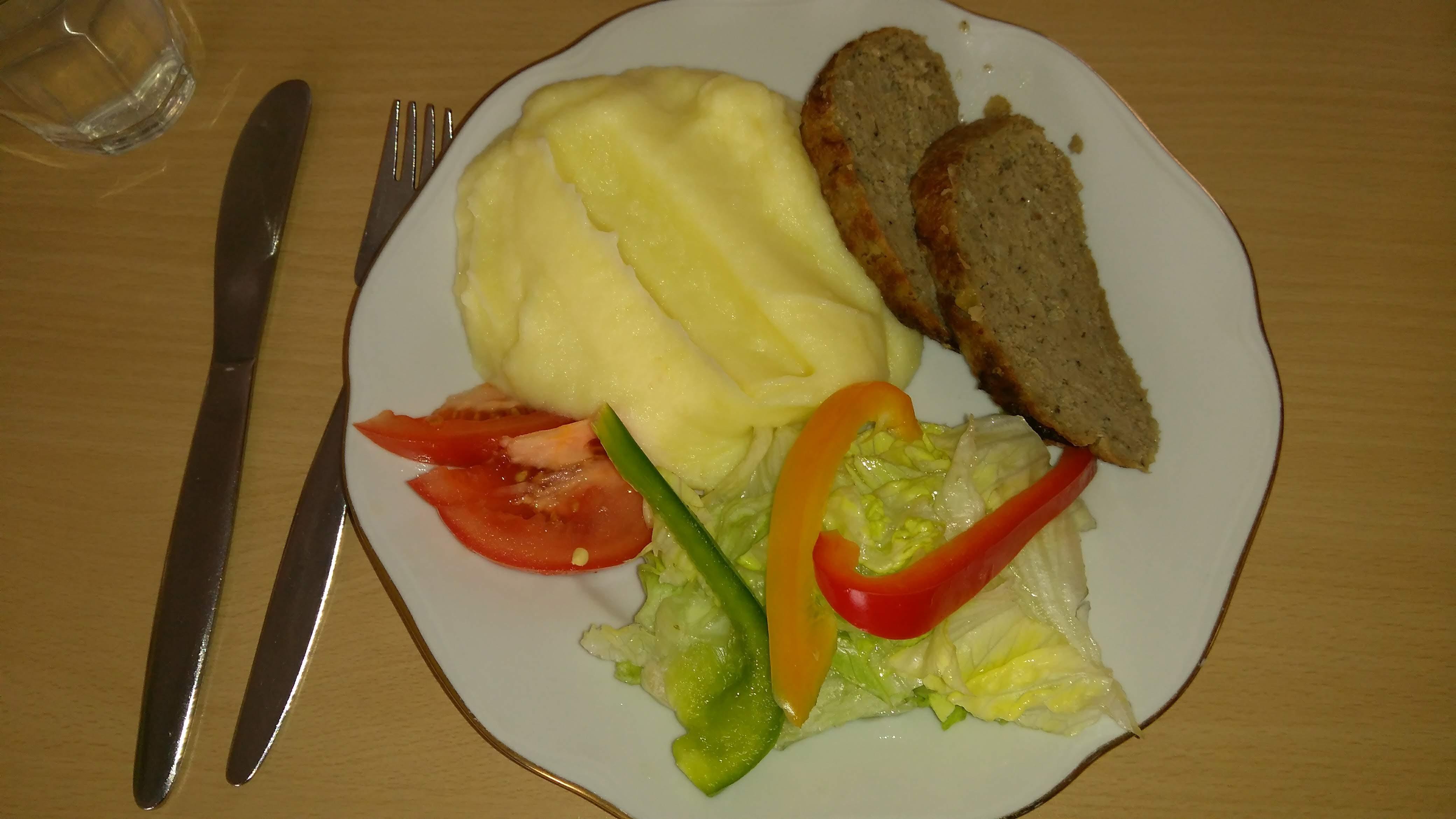 Finanční normativ na nákup potravin ve školním stravování